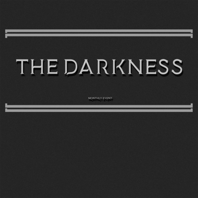 The Darkness New Logo